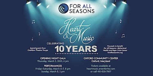 Heart & Music - Celebrating 10 Years