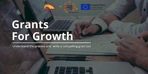 Grants For Growth - Blandford - Dorset Growth Hub
