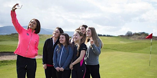 North Wales Girls Golf Clinic