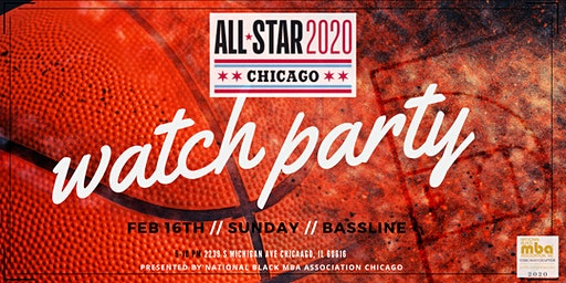 NBA ALL STAR Watch Party