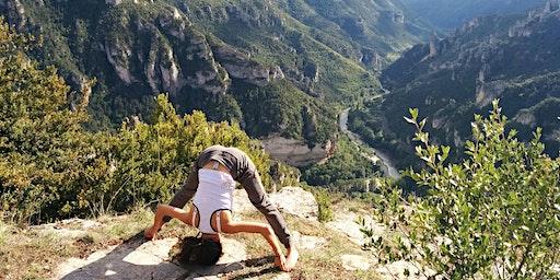 """Immersion yoga et détox printanière """"accueillir le renouveau"""""""