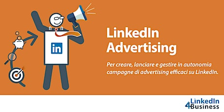 LINKEDIN ADVERTISING biglietti