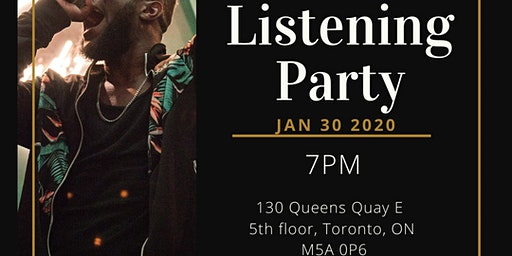 Bashment Trap House: Listening Party