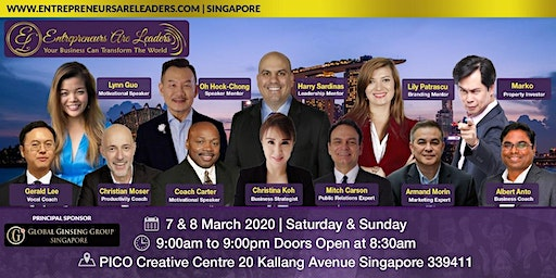 Celebrity Featured In A Movie Comes To Singapore - Coach Ken Carter