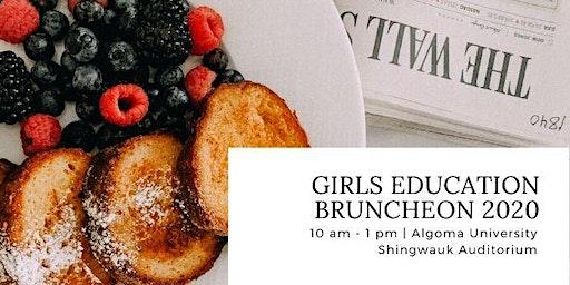 Girls Education Bruncheon 2020