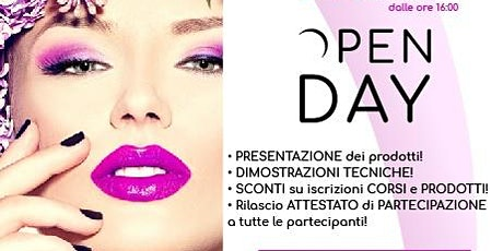 OPEN DAY GRATUITO By IKON Nails biglietti