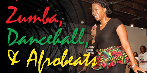 Atlanta Zumba Class: Dancehall & Afrobeat Edition