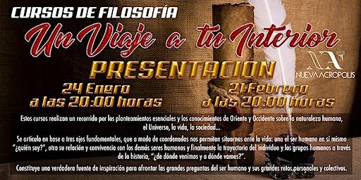 Presentación de Curso de FILOSOFÍA