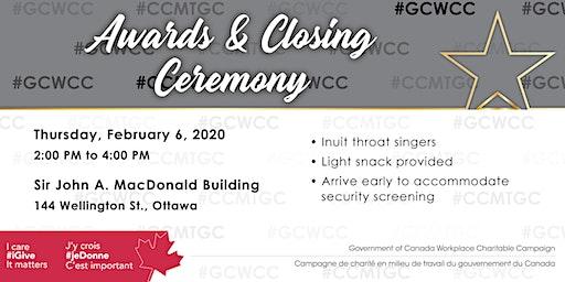 #GCWCC Awards & Closing Ceremony