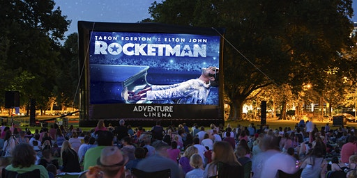 Rocketman Outdoor Cinema Experience in Chasetown