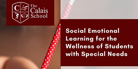 Social Emotional Learning For Wellness of Students with Special Needs tickets