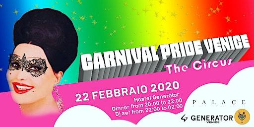 Carnival  Pride Venice - Tha Circus Party -