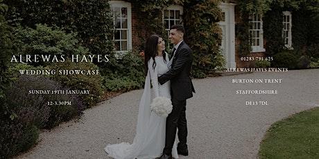 Alrewas Hayes January Wedding Showcase tickets