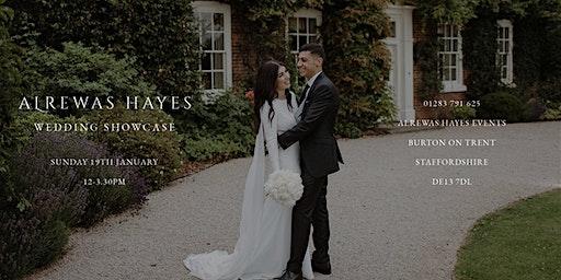 Alrewas Hayes January Wedding Showcase