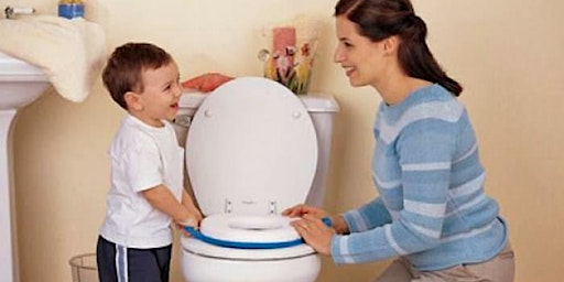 Bye, Bye Diapers! Toilet training your child