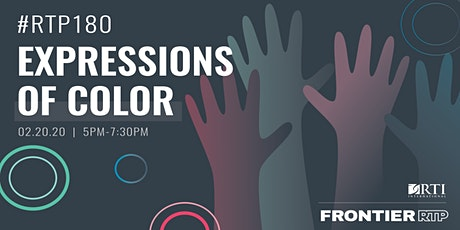 RTP180: Expressions of Color tickets