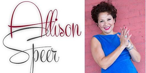 Allison Speer in Concert