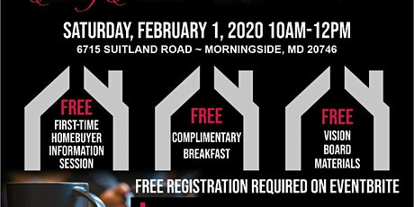 Coffee and Conversations with your MD REALTOR Ms. Melony P. tickets
