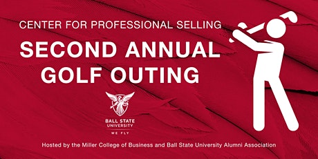 CANCELED—Center for Professional Selling Second Annual Golf Outing tickets