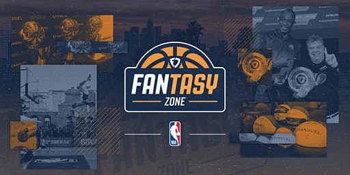 FANtasy Zone, presented by the NBA and FanDuel