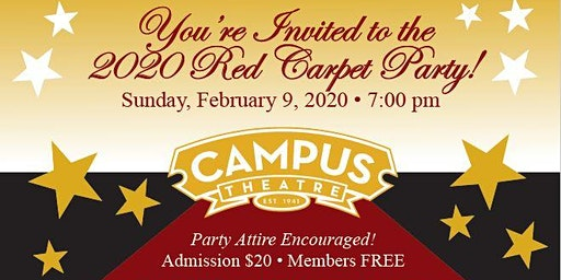 2020 Red Carpet Party