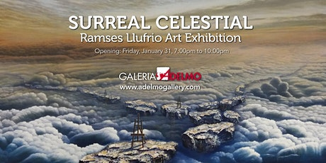 Surreal Celestial Art Exhibition tickets