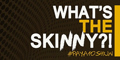 What's The Skinny?! : An Interactive Recording & Listening Experience
