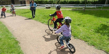 MIAS Gears Level 1&2 - Get confident riding for kids tickets