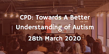 CPD: Towards A Better Understanding of Autism tickets
