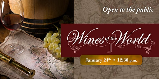 Wines Of The World Open House