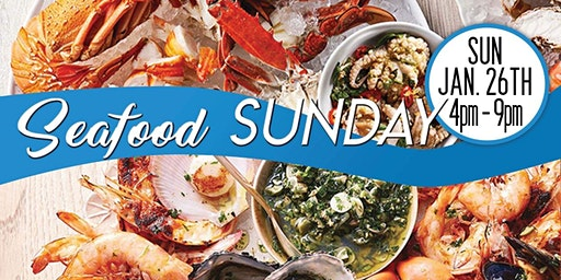 Seafood Sunday All You Can Eat Seafood Boil New Orleans style