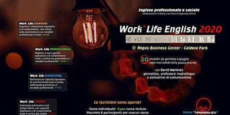 Work*Life2020 @ Caldera Park  biglietti