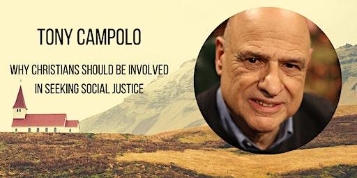 Tony Campolo – Surrey, BC
