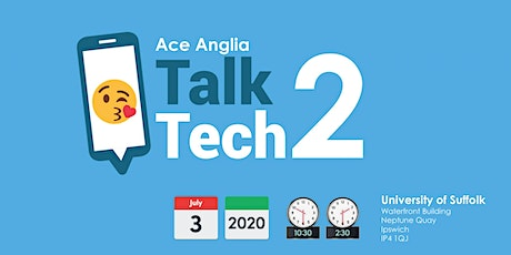Talk Tech 2  Conference  tickets