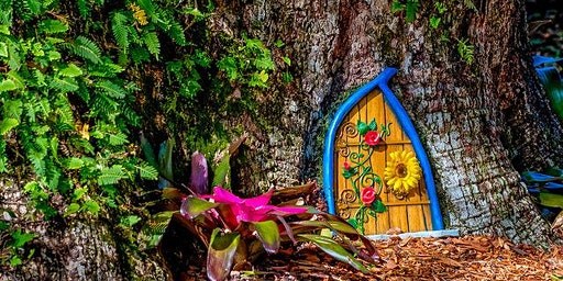 Girl Scout Fairy Garden Day