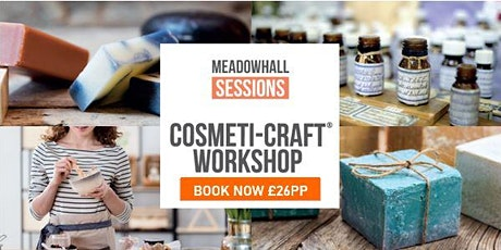 Cosmeti-Craft Soap Flower Arranging Workshop - Mothers Day Gifting tickets
