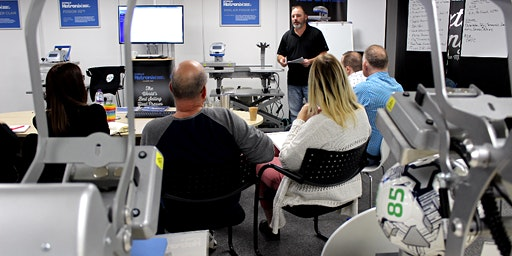 Heat Printing Innovation Centre One-to-One Masterclass