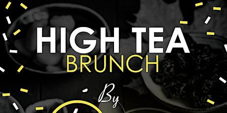 High Tea Brunch tickets