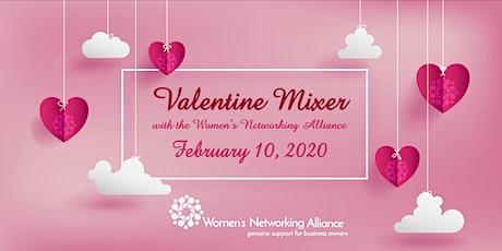 Women's Networking Alliance Valentine's Mixer tickets