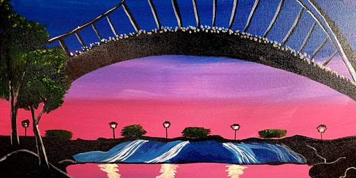 Paint Night @SIP Liberty Bridge