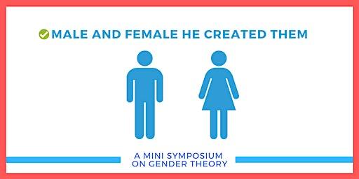Male and Female He Created Them - EDINBURGH