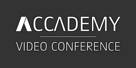 ASIT Accademy | Il ruolo della videoconferenza nelle  sale audio-video biglietti