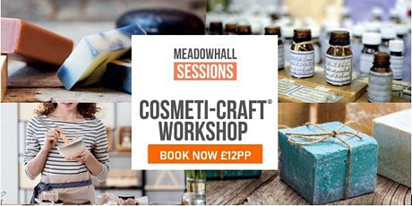 Cosmeti-Craft Solid Shampoo Making Workshop - Plastic Free Future! tickets