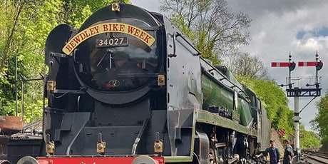 Severn Valley Rail & Ride tickets