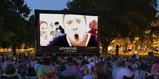 Human Traffic Outdoor Cinema Experience at Singleton Park, Swansea