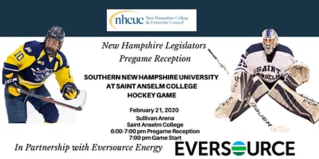 2020 NH Legislators Pregame Reception  tickets