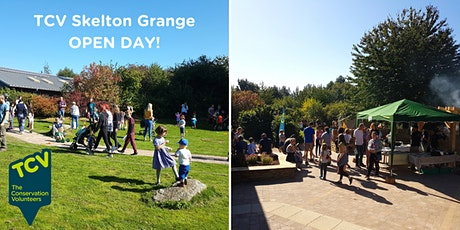 TCV Skelton Grange Open Day! tickets