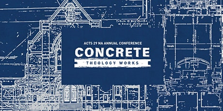 Concrete: Theology. Works. tickets
