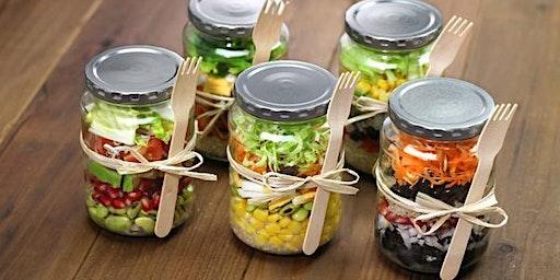 Mason Jar Food Fun