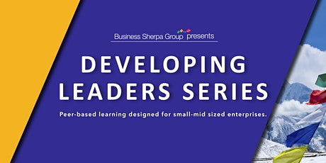 Developing Leaders Series: 3 Session Bundle tickets